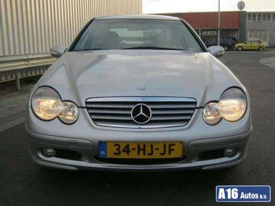 tweedehands Mercedes C200 Coupé Kompressor Sports