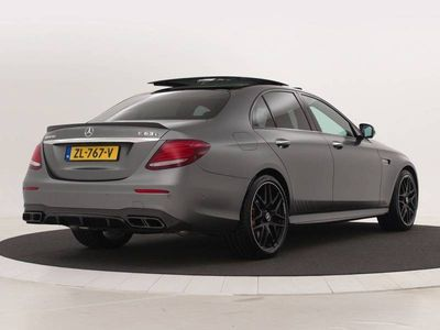 tweedehands Mercedes E63 AMG S 4-Matic+ Distronic plus | Panoramadak | Head-up display | COMAND Online | AMG Nightpakket | Alarm klasse 3 en 5 | Excellent Offer