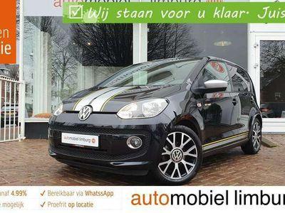 tweedehands VW up! up! 1.0 high| 1e EIGENAAR | NAVI | CRUISE CONTROL