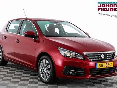 tweedehands Peugeot 308 1.2T PureTech Allure | NAVI | 1e Eigenaar -A.S. ZO