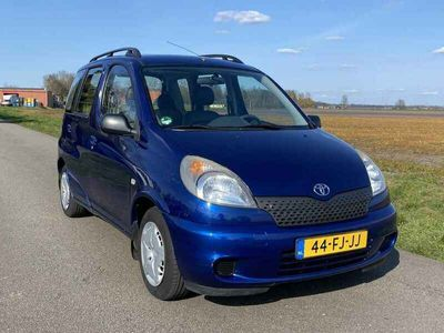 tweedehands Toyota Yaris Verso 1.3-16V VVT-i Luna