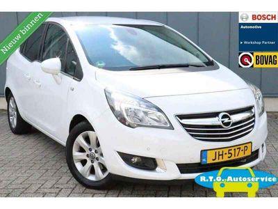 tweedehands Opel Blitz Meriva 1.4NAVIGATIE SLECHTS 99000 KM NETTE AUTO