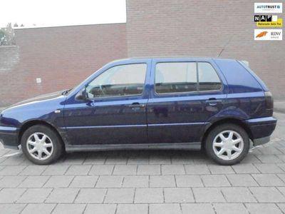 tweedehands VW Golf 1.4-16V Comfortline 5DRS NW APK NAP