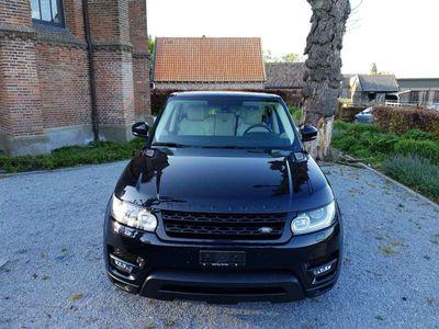 tweedehands Land Rover Range Rover Sport 4.4 SDV8 Dynamic 7 persoons uitvoering !