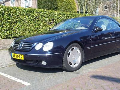 tweedehands Mercedes CL600 600 Online veiling Catawiki