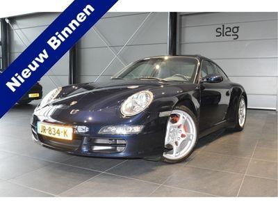 tweedehands Porsche 997 3.8 navi schuifdak xenon pdc 19 inch 355 pk !!