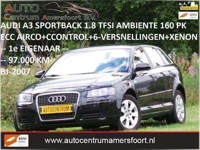 tweedehands Audi A3 Sportback 1.8 TFSI Ambiente ( 1e EIGENAAR + INRUIL