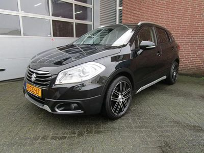 tweedehands Suzuki SX4 S-Cross 1.6 High Executive panorama,18 inch.