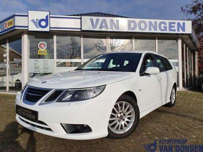 tweedehands Saab 9-3 Sport Estate 1.8t BioPower - Linear 2011