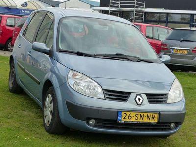 tweedehands Renault Scénic 1.6-16V DYNAMIQUE COMFORT - VERKOCHT