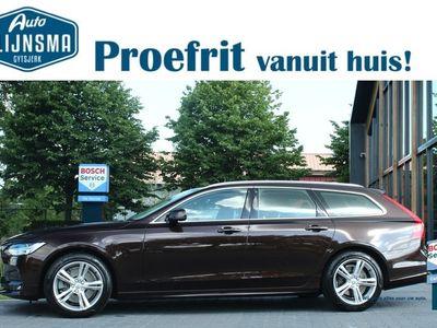 tweedehands Volvo V90 T4 Momentum|Verwarmde Achterbank|Wegklapbare Trekhaak|Standkachel