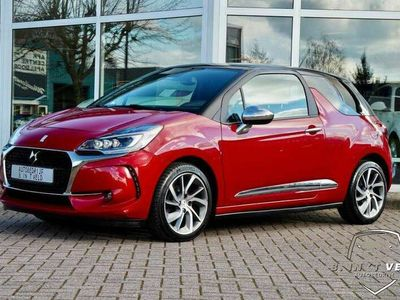 tweedehands DS Automobiles DS3 SO CHIC AUT NAVI CAMERA FULL LED ALCANTARA HIFI PD