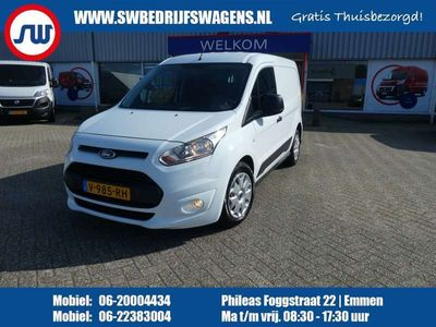 tweedehands Ford Transit Connect 1.6 95 PK TDCI L1 Trend 3 zits airco € 179 p/m o.b