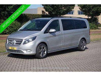 tweedehands Mercedes Vito 116 CDI XL Silver Edition Enkel cabine €421 / Maan