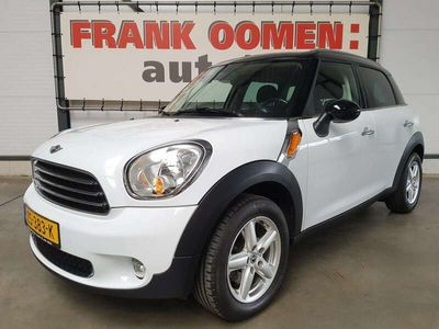 tweedehands Mini Cooper Cooper1.6 122PK Chili 5 pers. + OH HISTORIE/AIRCO