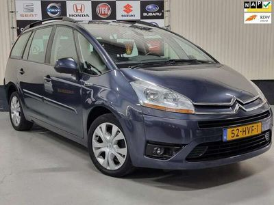 tweedehands Citroën Grand C4 Picasso 1.6 THP Ambiance 7p *2009*150pk*Airco*Cruise*Pdc*T