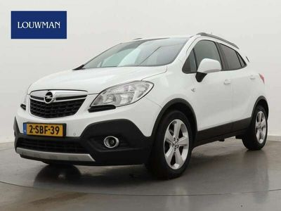 tweedehands Opel Mokka 1.6 Cosmo Navigatie   Velgen   Multimedia