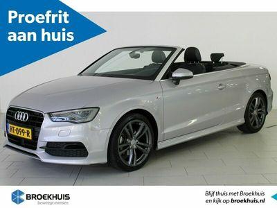 tweedehands Audi A3 Cabriolet 1.4 TFSI Ambition Pro Line S Automaat | S LINE | NAVI | HIGH O | NAPPA LEDER | ADPT. CRUISE | STOEL & NEK VERWARMING | ETC