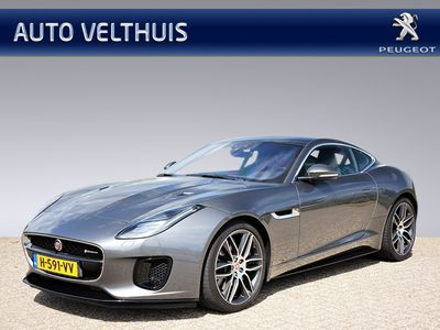 tweedehands Jaguar F-Type Coupé 3.0 V6 S/C 380pk AWD Aut. R-Dynamic