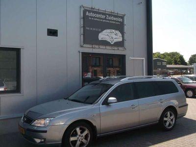 tweedehands Ford Mondeo Wagon 2.2 TDCi Platinum navi/clima/cruise/leer/nap