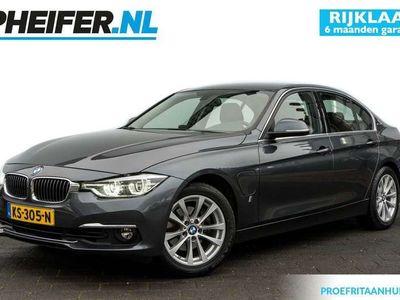 tweedehands BMW 330e 3 Serie250pk Aut. Incl. BTW! Navigatie Professional / LED / Lederen int. / Stoelverwarming