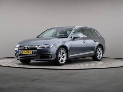 tweedehands Audi A4 Avant 2.0 TDI Lease Edition, Navigatie, Xenon