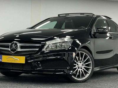 tweedehands Mercedes A250 4MATIC AMG*211PK*Panodak*Navi*Bluetooth*Stoelverw