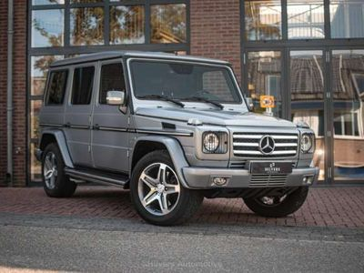 tweedehands Mercedes G55 AMG AMG