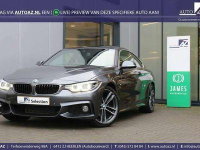 tweedehands BMW 418 418 CoupéHigh Executive M-Sport Schuif-dak