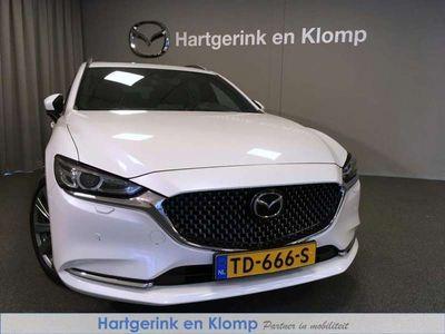 tweedehands Mazda 6 PAASACTIE: 2.0 Signature automaat