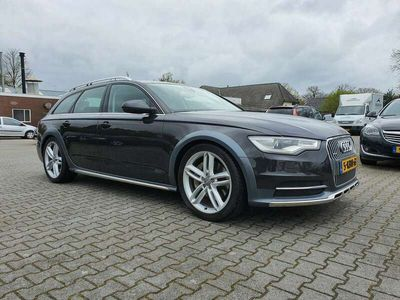 tweedehands Audi A6 Allroad 3.0 TDI BiT quattro Pro Line Plus AUT. *NAVI+XENON+VOLLEDER+KEYLESS+AIR-SUSPENSION+BOSE+CAMERA+ECC+PDC+CRUISE*