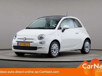 tweedehands Fiat 500 TwinAir Turbo 80 Lounge, Airconditioning, Navigati