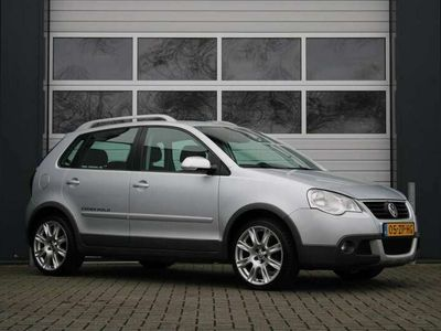 tweedehands VW Polo Cross 1.4-16V Clima/Έlectric.Ramen/Sportstoelen/C.V./S