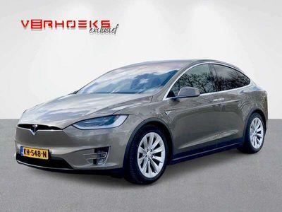 tweedehands Tesla Model X 90D 7-pers. (56800,- incl. btw)