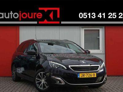 tweedehands Peugeot 308 SW 1.2 PureTech Blue Lease Premium | Panoramadak |