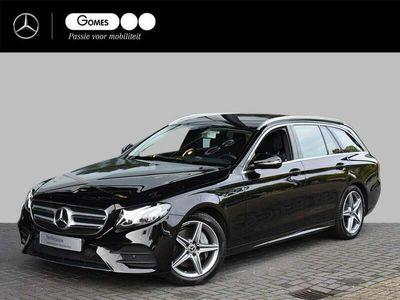 tweedehands Mercedes E200 Estate Estate | AMG | Widescreen | Dodehoekassiste