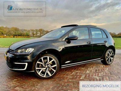 "tweedehands VW Golf 1.4 TSI GTE EXECUTIVE+, PANO, 18"" BRESCIA, G-NAV"