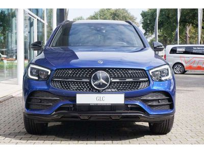 tweedehands Mercedes 200 GLCAutomaat | AMG-Line | Navigatie | Designo Nappaleder |