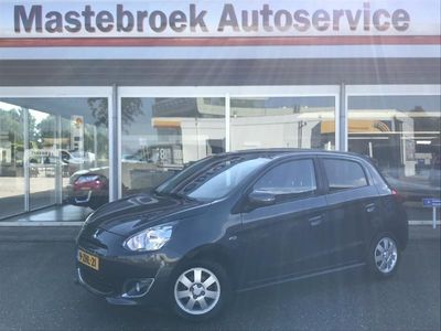 tweedehands Mitsubishi Space Star 1.2 Intense | Climate Control | Cruise Control | LM Velgen | Staat in Hardenberg