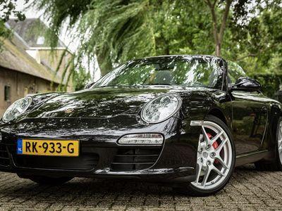 tweedehands Porsche 911 Carrera S Cabriolet