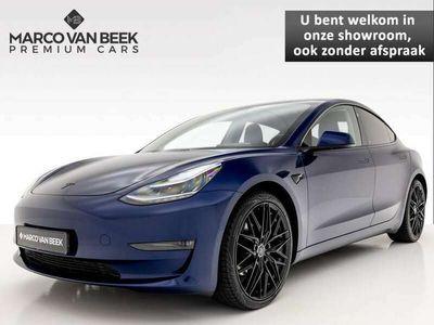 tweedehands Tesla Model 3 Long Range 4WD EX BTW € 45.330 Autopilot Premium