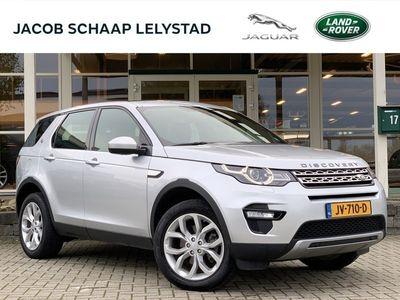 "tweedehands Land Rover Discovery Sport 2.0 TD4 HSE AWD Automaat | Climate control | Panoramadak | 19"" LM velgen | Navigatie |"