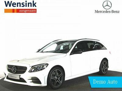 tweedehands Mercedes 180 C-Klasse EstateBusiness Solution AMG Panorama-schuifdak |..