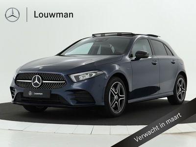 tweedehands Mercedes A250 e Business Solution AMG Limited | Panoramadak | St