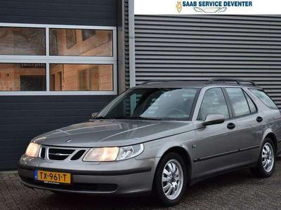 tweedehands Saab 9-5 Estate 2.0t Linear met ijskoude Clima