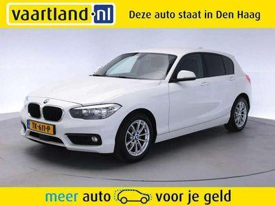 tweedehands BMW 118 118 i Executive Automaat [navigatie lichtmetalen ve
