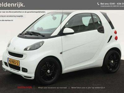 tweedehands Smart ForTwo Coupé 1.0 Brabus Edition *Origineel NL* | Panoramadak |