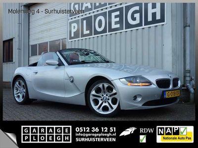 tweedehands BMW Z4 Roadster 2.2i 170pk S 6-Cilinder Leer+Verw. Perfec