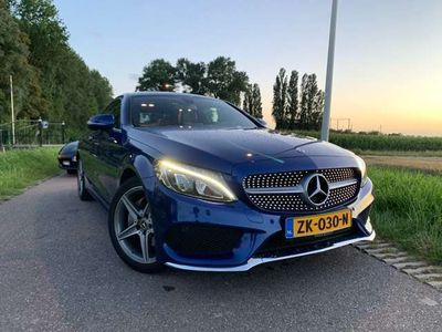 tweedehands Mercedes C180 AMG pack