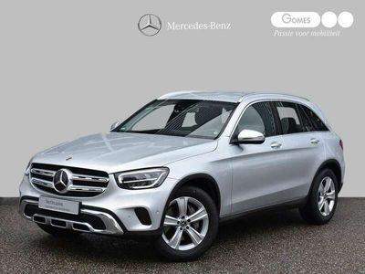tweedehands Mercedes 200 GLC4MATIC Distronic+ | Trekhaak | MBUX | Exclusive